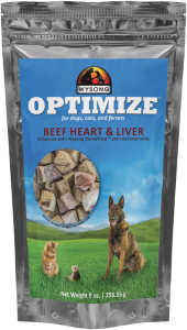 Optimize™ Beef Heart & Liver